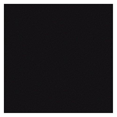 MK Plateau de Table Lea carré en Bois stratifié (Noir)