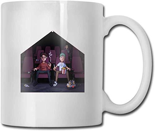 shihuainingxiance MUVIS by Coop & Suvi Keramik Kaffeetasse Ideen Becher Beste Familie und Geburtstagsgeschenk Tasse