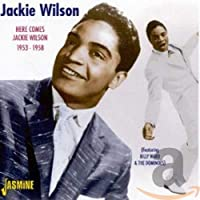 Here Comes Jackie Wilson 1953-58