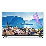 ASPZQ Protector Pantalla Anti Blue Light TV Protección para Los Ojos Fácil De Pegar Adecuado para LCD, LED, 4K OLED Y QLED Y Pantalla Curva, 29 Tamaños