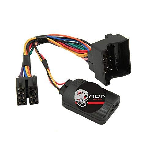 Interface Commande au volant CT3K compatible avec Citroen Fiat Toyota ap04 Fakra - Kenwood