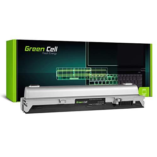 Green Cell Extended Serie YP463 Laptop Akku für Dell Latitude E4300 E4310 (9 Zellen 6600mAh 11.1V Silber)