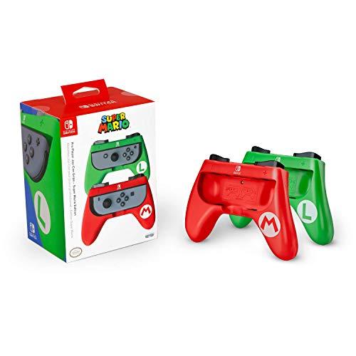PDP Pro Player Joy-Con Grips Super Mario Edition - Nintendo Switch