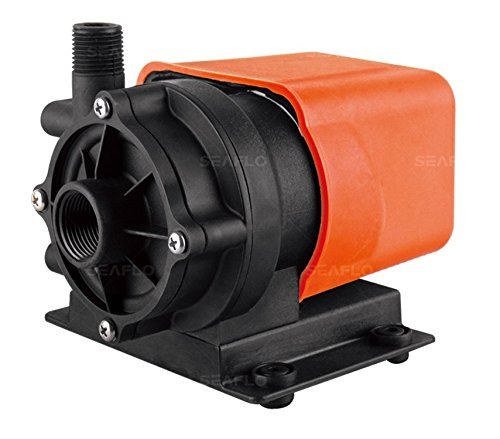 SEAFLO Marine Air Conditioning/Seawater Circulation AC Pump 500GPH Submersible - 115V