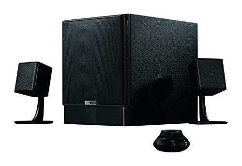 Altec Lansing AL-SND360F USB 2.1 Lautsprecher schwarz