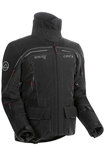 DANE NIMBUS GORE-TEX® Pro Motorradjacke Farbe schwarz, Größe 52
