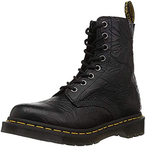 Dr.Martens 24002001 Pascal Flora - Damen Schuhe Stiefel Stiefel - schwarz