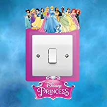 Amazon Co Uk Disney Princess Bedroom Accessories