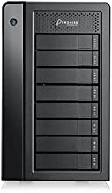 Promise Pegasus3 PC Edition R8 DAS Array - 8 x HDD Supported - 8 x HDD Installed