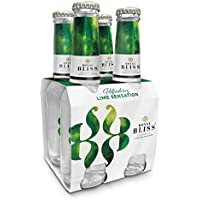 Royal Bliss - Tónica Premium Refreshing Lime Sensation - Paquete de 4 x 200 ml, botella de cristal