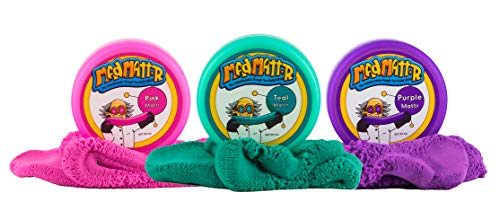 MAD MATTR Quantum Pods by Relevant Play - Pink, Purple And Teal 2oz Pack/3