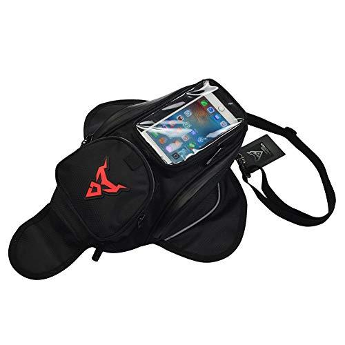 Easy Bag, Oxford Alforja para Motos, Bolso Magnético Depósito