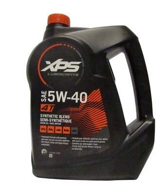 Sea-Doo 5W40 4Tec Can-am Brp XPS 4 Tempi Summer Grade Olio Motore 1 gallone 3,785 Litri293600122
