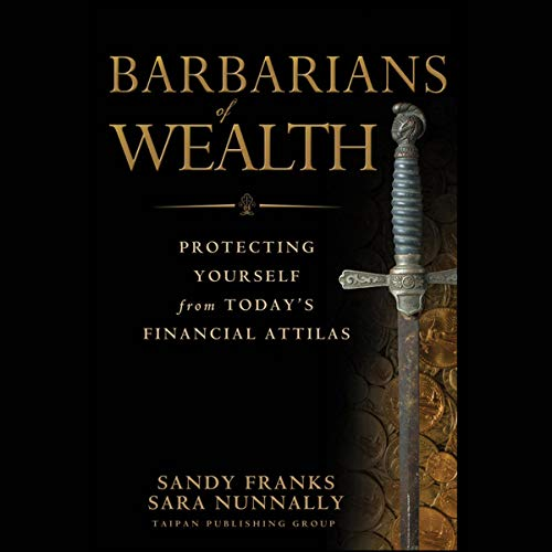 『Barbarians of Wealth』のカバーアート