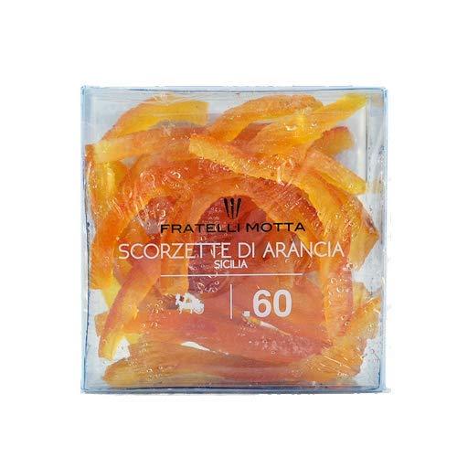 FRATELLI MOTTA Peel Orange Candied Citrus, 5.8 OZ