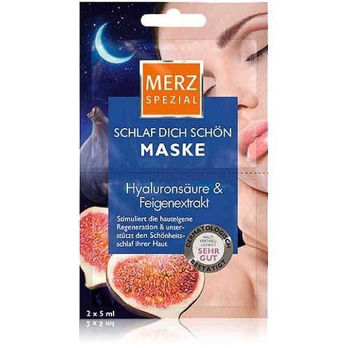 MERZ Spezial Schlaf Dich Schön Maske 2X5 ml