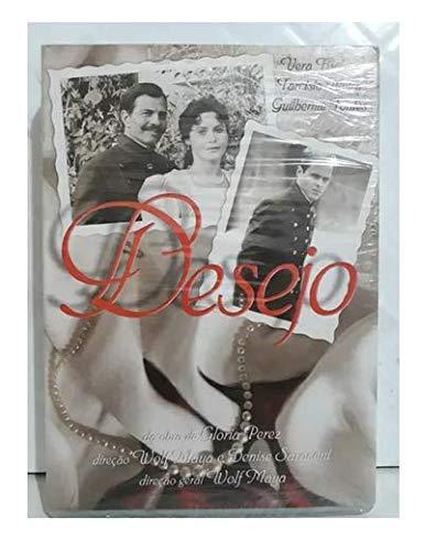 Minissérie Desejo Box 3 Dvds