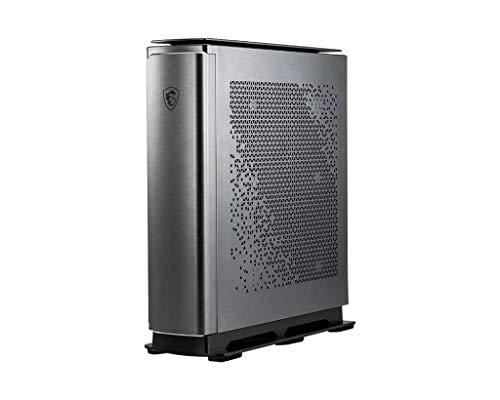 MSI Creator P100X 10SD-204EU Computer desktop (Intel Core i7-10700K, 32 GB RAM, 1 TB SSD e 2 TB HDD, RTX 2070 Super Ventus OC, Windows 10 Pro), Nero