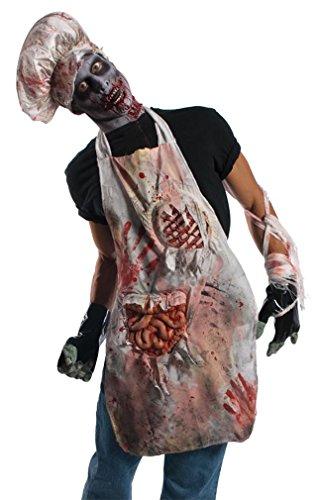 Rubies Tablier Halloween Adulte de Zombie Boucher