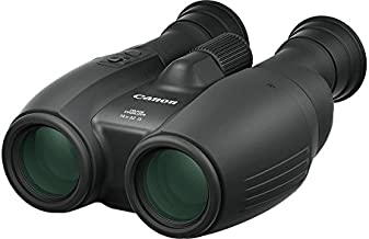 Canon 14x32 IS -  Prismático (14x, diámetro efectivo de 32