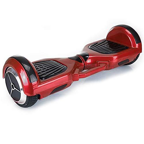 Knowoo Patineta Bluetooth, patineta de Equilibrio Inteligente de Dos Ruedas, Patinete eléctrico para niños y Adultos