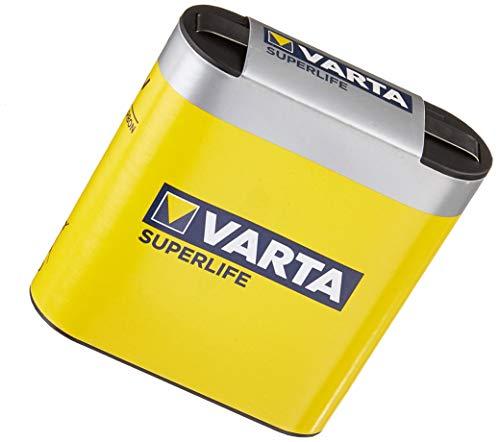 Varta Superlife Zink-Kohle Batterie (4,5V)
