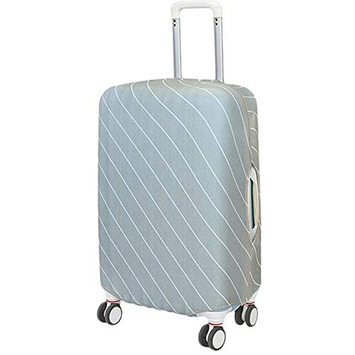 Luggage Cover Protector,Suitcase Covers Protector Elastic Travel Luggage Cover Dustproof Trolley Case Protective Cover Fits 18-32 Inch ( L: 26-30 inches)