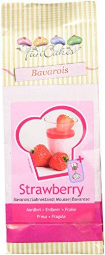 FunCakes Mix für Sahnestand -Erdbeere ( 150 g)