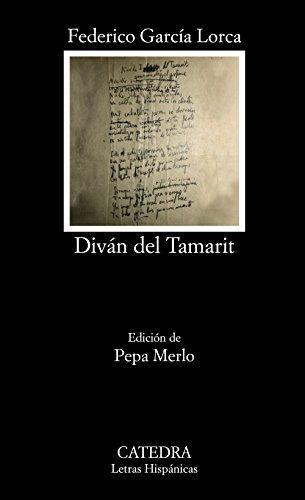 Diván del Tamarit (Letras Hispánicas)