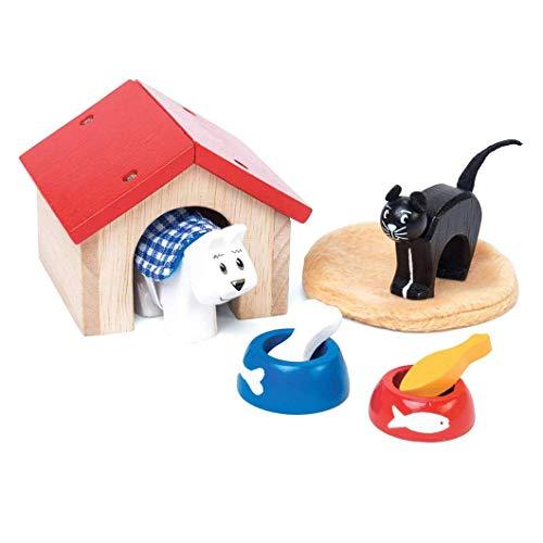 Le Toy Van - 15043 - Figurine - Set Animaux Domestiques
