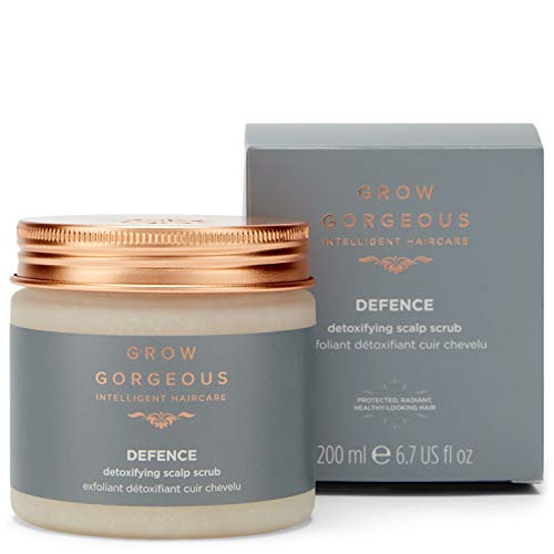 Grow Gorgeous Defence Detoxifying Scalp Scrub, 200ml