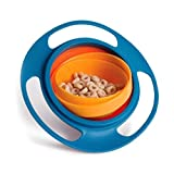 MECHDEL Baby 360° Anti Spill Bowl Multicolor-1SET (Dark Green)