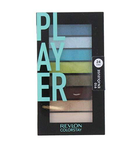 Revlon Colorstay Looks Book Palette Lidschatten Nr. 910 Player