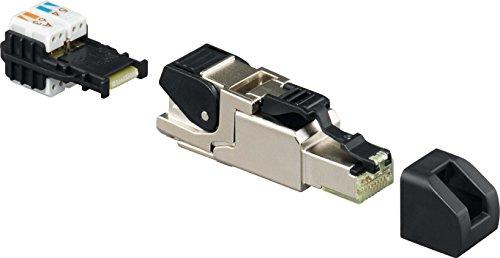 Rutenbeck 13900320 Universalstecker feldkonfektionierbar, US-Cat.6A iso B