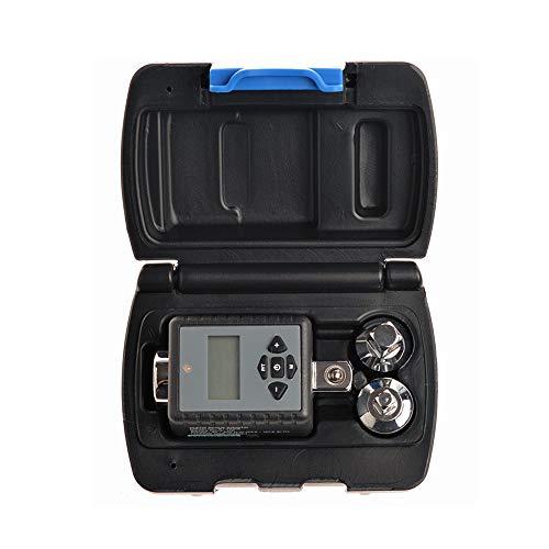 Carrfan Llave Dinamométrica Digital Ajustable para Reparación de Automóviles Bicicleta 1/4 3/8 1/2 3/4 Drive Microtorque