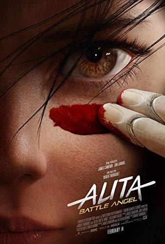 newhorizon Filmposter Alita Battle Angel, 43,2 x 63,3 cm, keine DVD