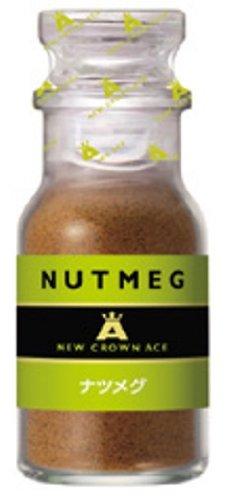 ハウス食品『NEW CROWN ACE ナツメグパウダー 』