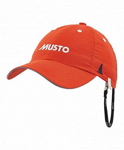 Musto Fast Dry Crew Cap lghtweight protezione UV Spf Unisex Cappello Outdoor Sports