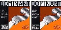 Dominant No.130MS E線ループエンド ドミナント バイオリン弦(2本セット)