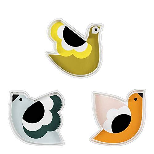 Orla Kiely Snack Dishes Set of 3 Birds