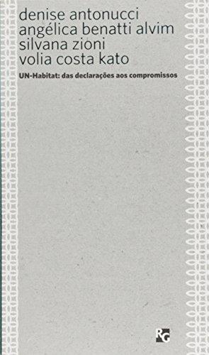 UN-Habitat: Das declarações aos compromissos: 7
