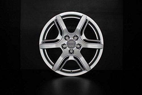 Original Audi Q5 8R 8R0601025A S Line Felgen Satz 18 Zoll 802-A3