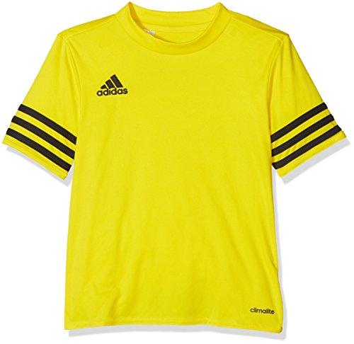 adidas Jungen Entrada 14 Trikot, gelb  (Sol/ Negro) , 140