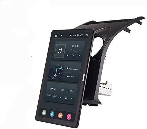 FDGBCF Navegación GPS Android 10.0 para Nissan Qashqai 1 J10, Unidad Principal giratoria automática de 10,2'con Radio Multimedia de Entretenimiento para Coche estéreo Navi para Coche, 10,2' 4G + 64G