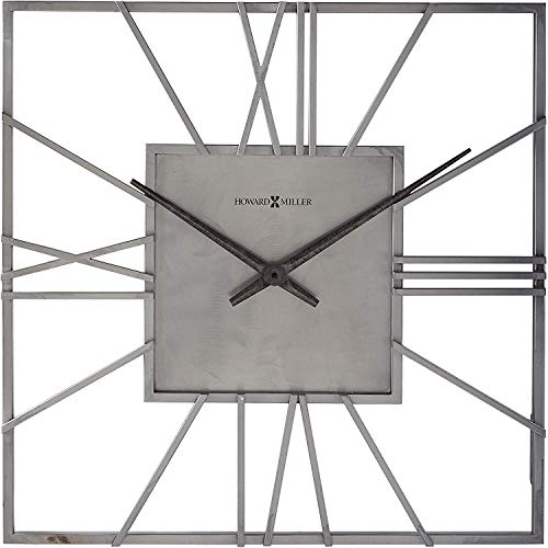 Howard Miller Lorain Wall Clock 625-611 – Oversized &...