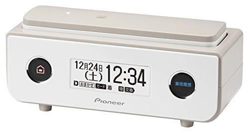 パイオニア TF-FD35S デジタルコードレス電話機 迷惑電話防止 マロン TF-FD35S(TY)