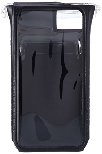 Topeak Smartphone-Hülle: Dry Bag + Tablet SmartPhone DryBag for iPhone 6/6S/7/8, Black