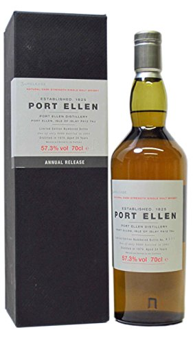Port Ellen (silent) - 3rd Release - 1979 24 year old Whisky