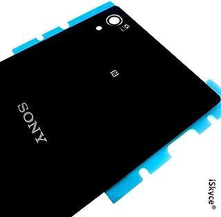 Volver Detrás De Vidrio De Repuesto Cubierta de Batería para Sony Xperia Z5//Compacto//Premium