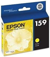 Epson UltraChrome Hi-Gloss 159 Ink Cartridge - Yellow - Inkjet for Epson Stylus Photo R2000 Ink Jet Printer T159420